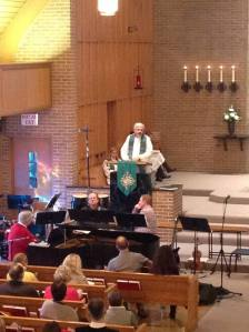 jim at worship